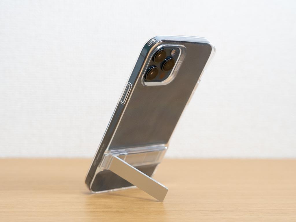 ESR キックスタンド付きiPhone 12 Proケース