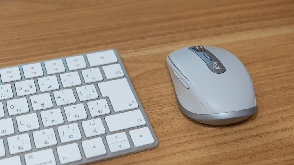 MX Anywhere 3をMacで使う
