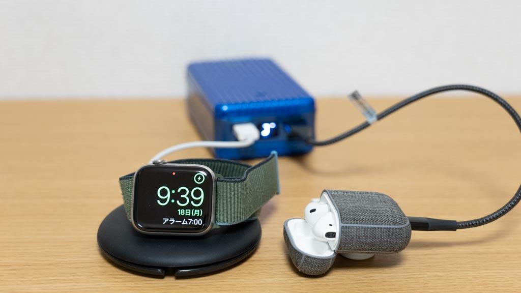 Zendure SuperTank 低電力デバイスへの充電