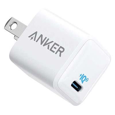 【Anker】PowerPort III Nano 20W