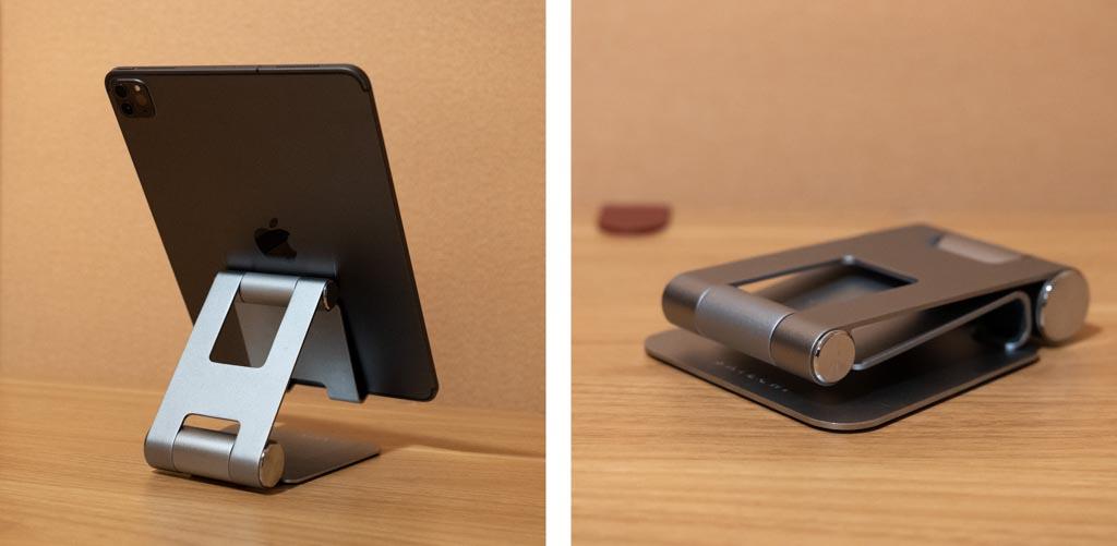Satechi iPadスタンド 11インチiPad Proをセット