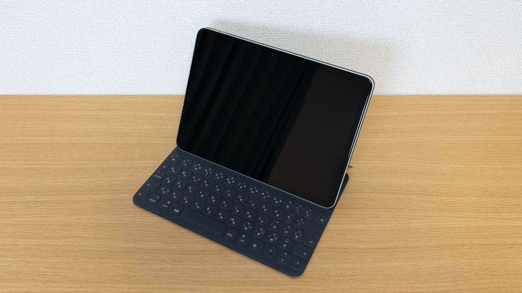 iPad Smart Connector接続Smart Keyboard