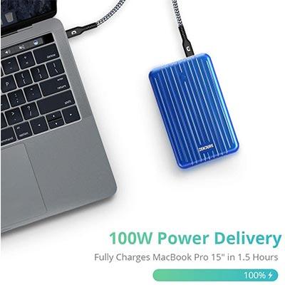 【Zendure】SuperTank 100Wモバイルバッテリー