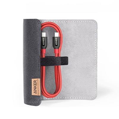 【Anker】PowerLine+ USB-C & USB-C 2.0 ケーブル
