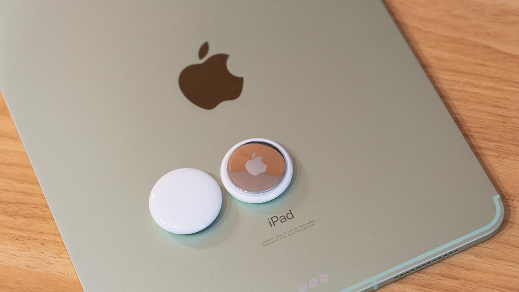 AirTagはiPadでも使用できる