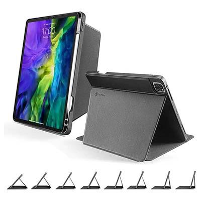 【tomtoc】無段階に角度調節できるiPad Proケース