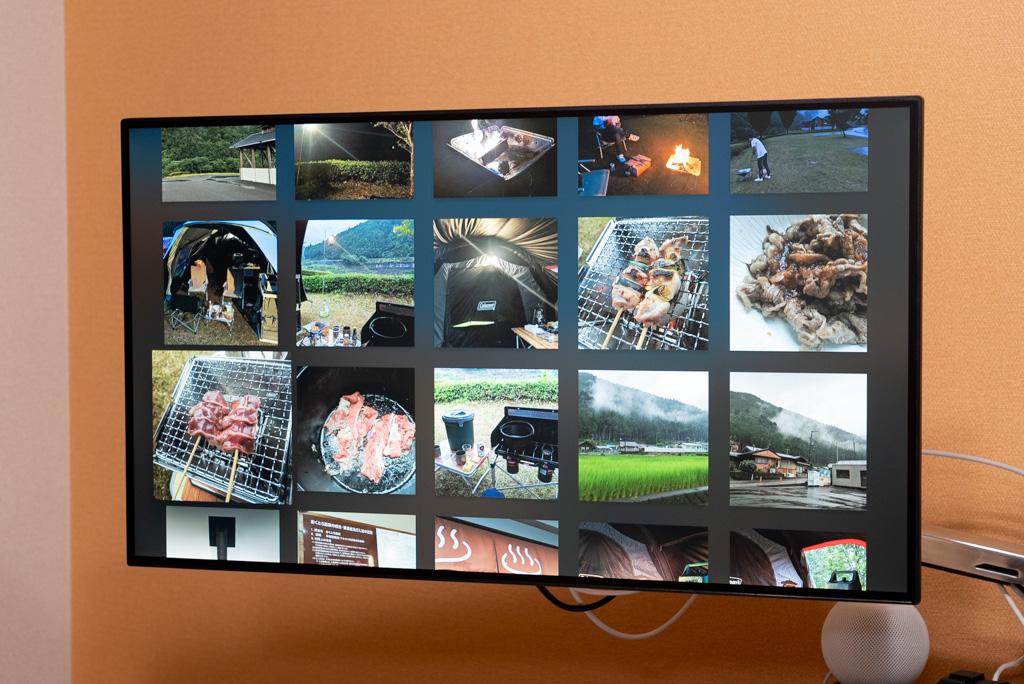 Apple TV 「写真」アプリ