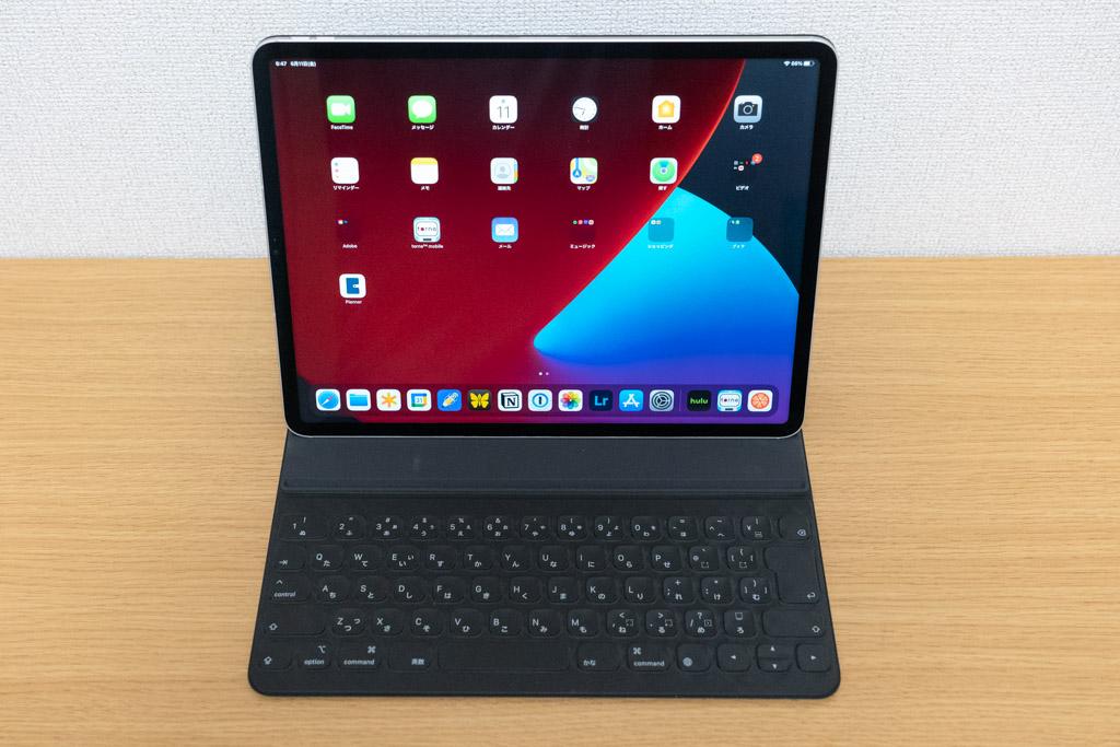 Apple Smart Keyboard Folio iPad Pro 12.9インチ