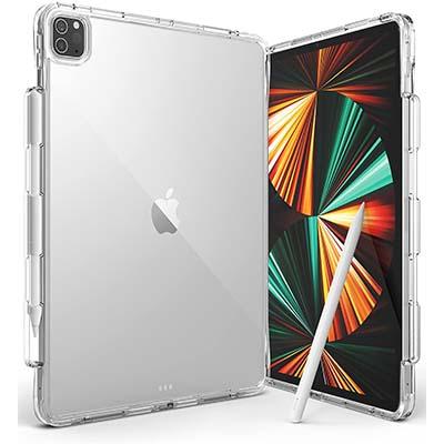 【Ringke】Apple Pencil収納付きクリアケース iPad Pro 12.9