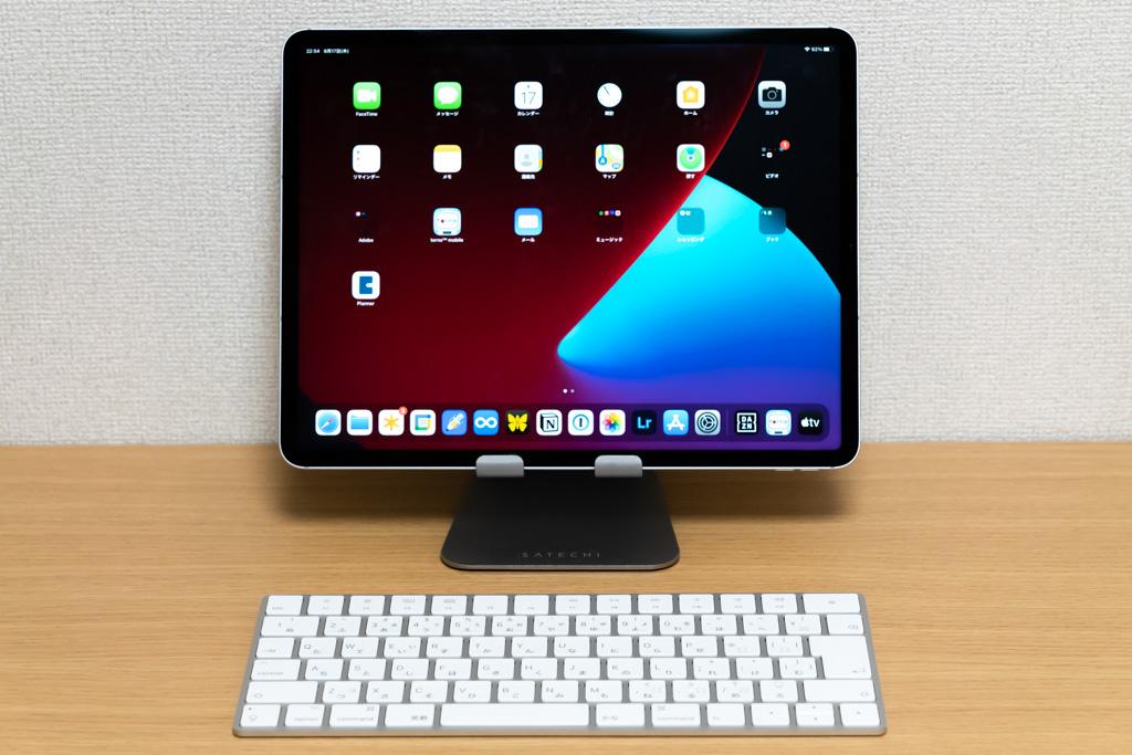 iPad Pro 12.9インチとMac向けMagic Keyboard
