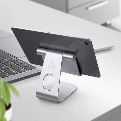 【Lomicall】コスパ良し!おしゃれなアルミニウムスタンド iPad