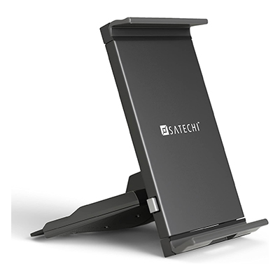 【Satechi】CDスロット取り付けタイプの車載ホルダー iPad