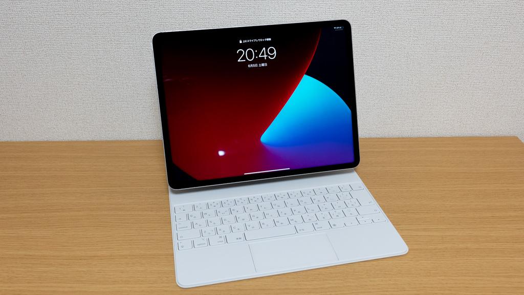 iPad向けMagic Keyboard トラックパッド