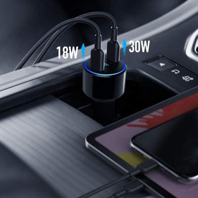 【Anker】PowerDrive+ III Duo