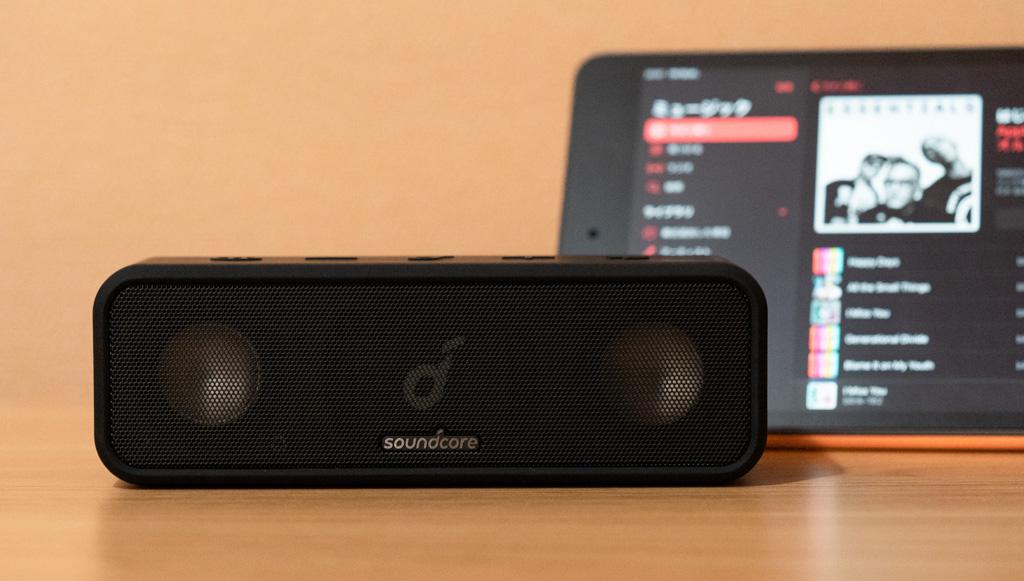 Anker Soundcore 3をiPad mini 5に接続