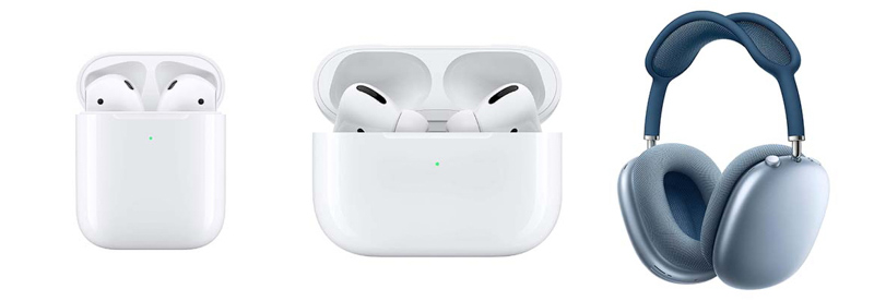 AirPods/AirPods Pro/AirPods Max│連携が便利