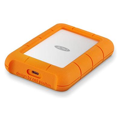 LaCie Rugged USB type C│定番の大容量ポータブルHDD