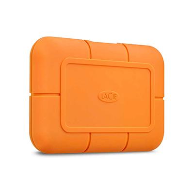 LaCie Rugged SSD│IP67防水でタフな環境での使用も安心