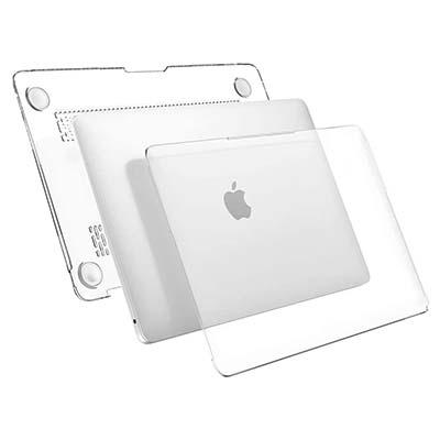 ● AMOVO クリアシェルカバー│MacBook本来のデザインを楽しめる