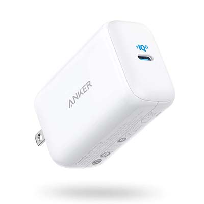 Anker PowerPort III 65W Pod│楽に持ち運べる高出力充電器