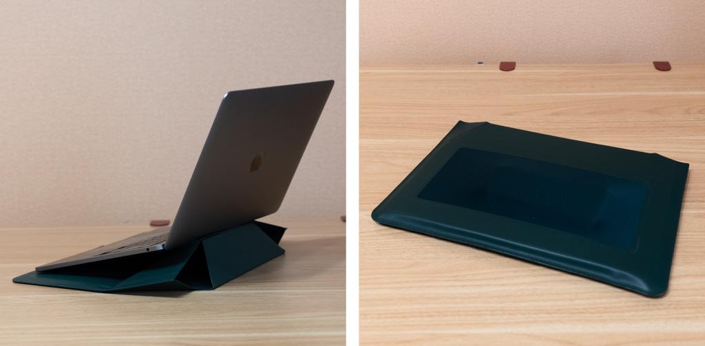 MOFTにMacBook Proを収納
