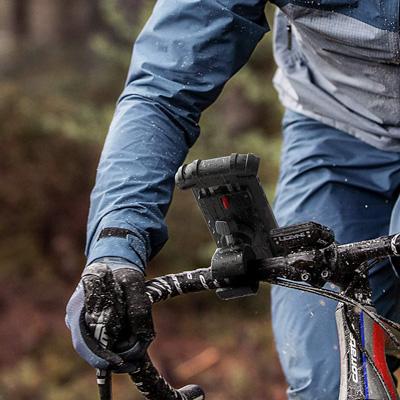 【Lomicall】かんたん脱着の自転車・バイク向けスマホホルダー