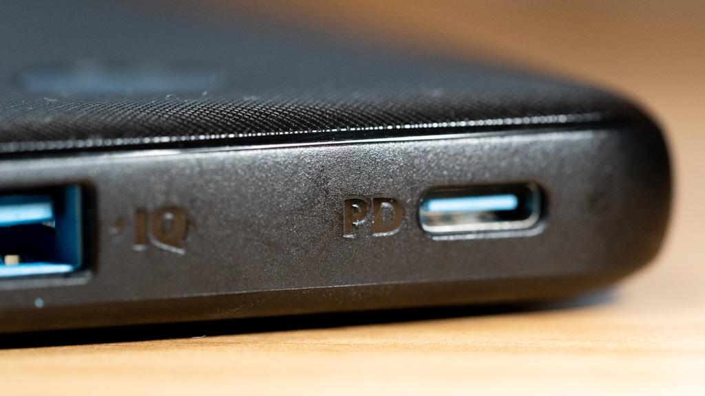PD対応のモバイルバッテリーはiPad高速に充電できる