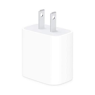 Apple USB-C電源アダプタ(20W) iPhone USB充電器