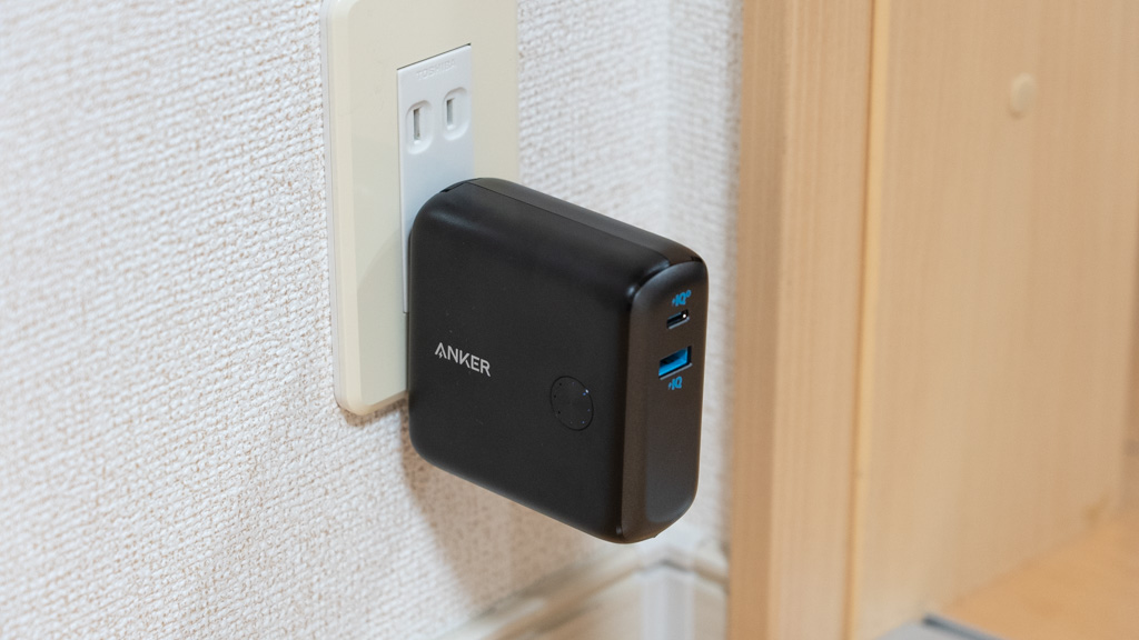 Anker PowerCore Fusion 10000 PD(20W) iPhone USB充電器&モバイルバッテリー