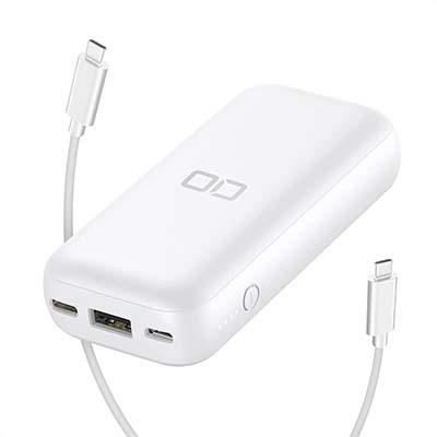 CIO SUPPLY 10000mAh & 20Wモバイルバッテリー iPhone