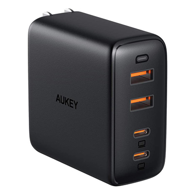 AUKEY 100 USB-C充電器 MacBook USB充電器