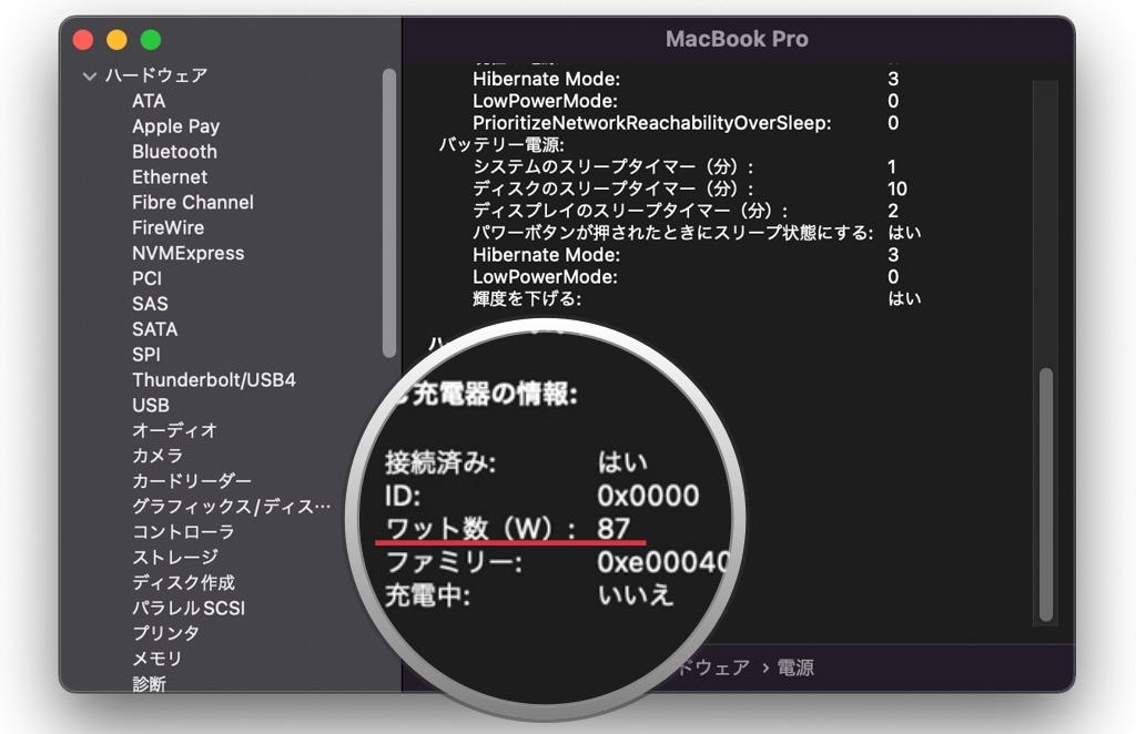 Anker PowerCore III Elite 25600 87WでMacBook Pro 13インチを充電