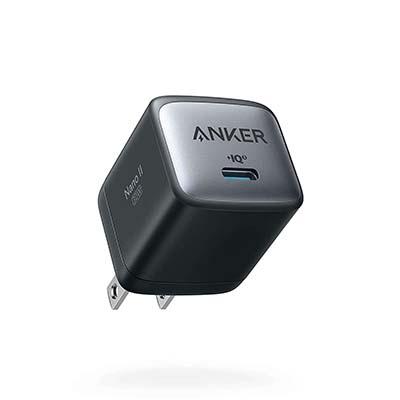 Anker Nano II 30W│超コンパクトなのにパワフルなUSB充電器 Xperia