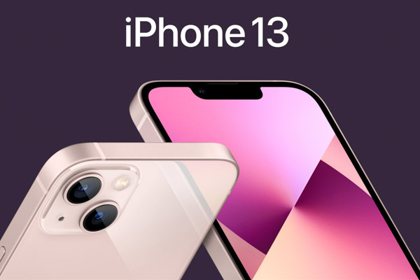 iPhone 13、iPhone 13 mini Apple公式サイト