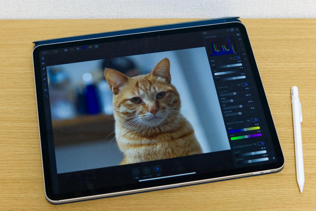 12.9インチiPad Proはクリエイティブな作業で活躍