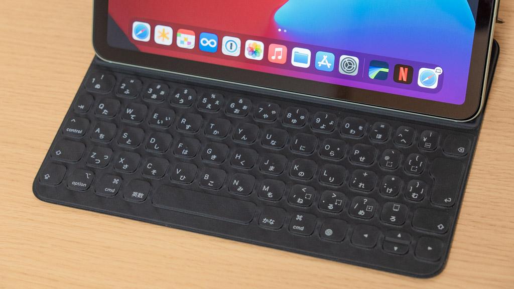 AppleのiPad向けキーボード(Smart Keyboard)