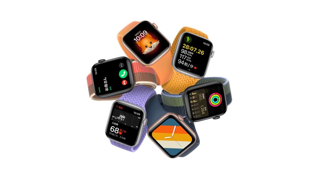 Apple Watch SE(Apple公式サイト)