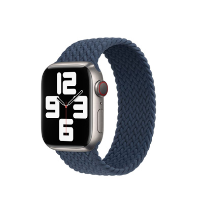 ブレイデッドソロループ(Apple Watchバンド)