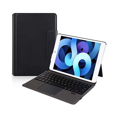 Ewin コスパ良し!トラックパッド搭載キーボード iPad(第9世代)