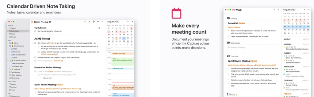 NotePlan 3┃カレンダーとテキストエディタが合体 iPadおすすめアプリ