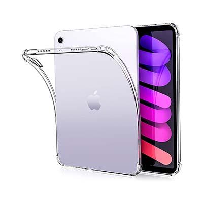 Ztotop スリム&軽量なTPUクリアケース iPad mini(第6世代)