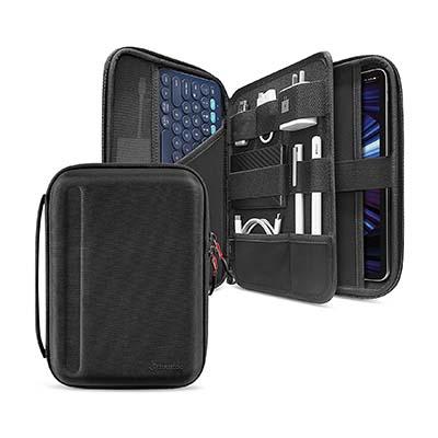 tomtoc アクセサリー類をまるごと収納できるハードケース iPad mini(第6世代)
