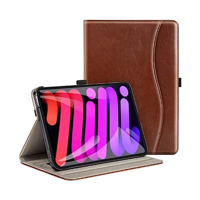 Ztotop ビジネスシーンにぴったりな手帳型ケース iPad mini(第6世代)